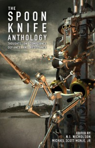 Spoon Knife Anthology Cover