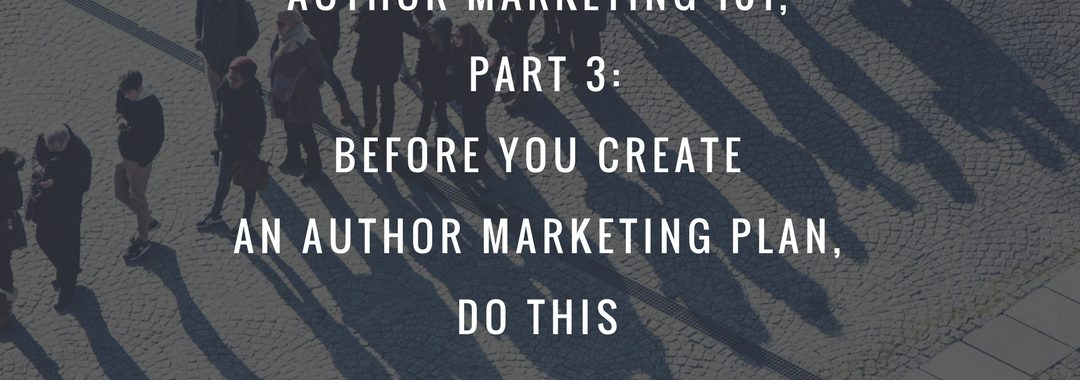 Author 101 Part 3