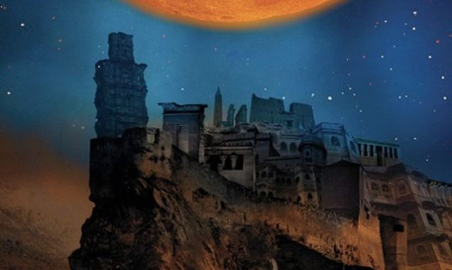Gujareeh, from the cover of The Killing Moon by N.K. Jemisin